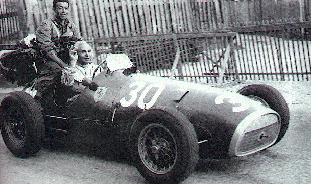 #2 1952: GP di Svizzera, senza Fangio e Ascari, vince Piero Taruffi su Ferrari