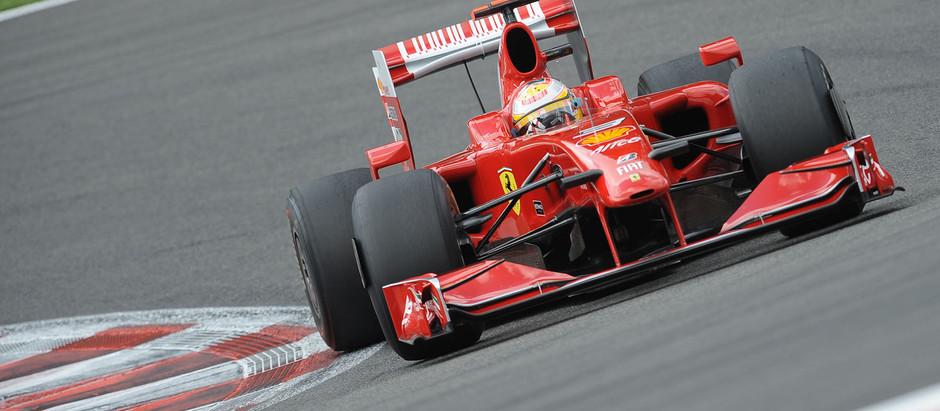 Luca Badoer, il collaudatore della Ferrari Campione del Mondo con Schumacher