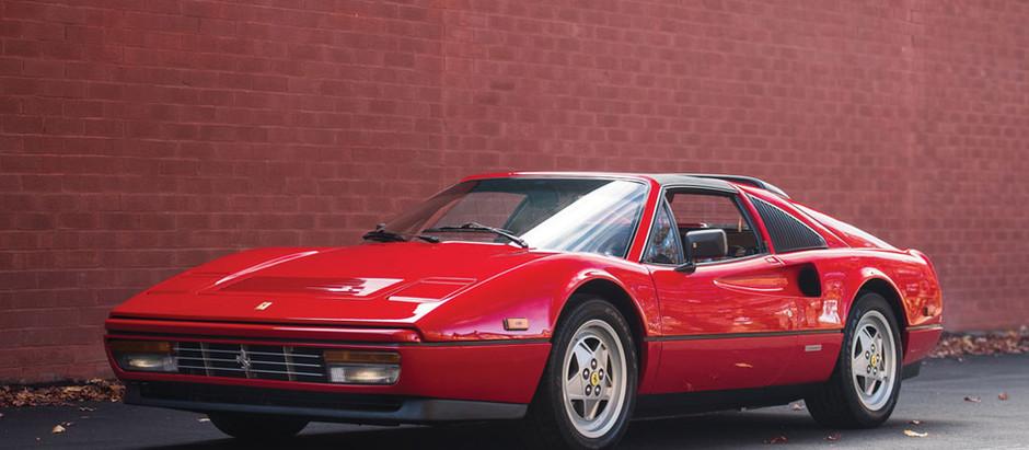 Ferrari 328, evolution daughter of the 80s