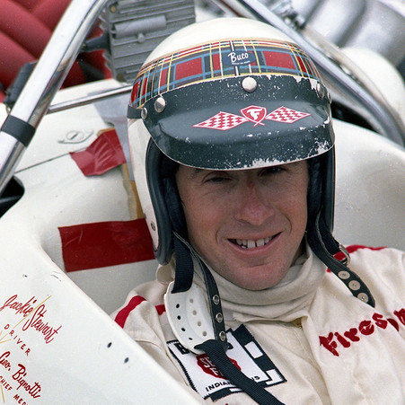 Hall of Fame: Jackie Stewart