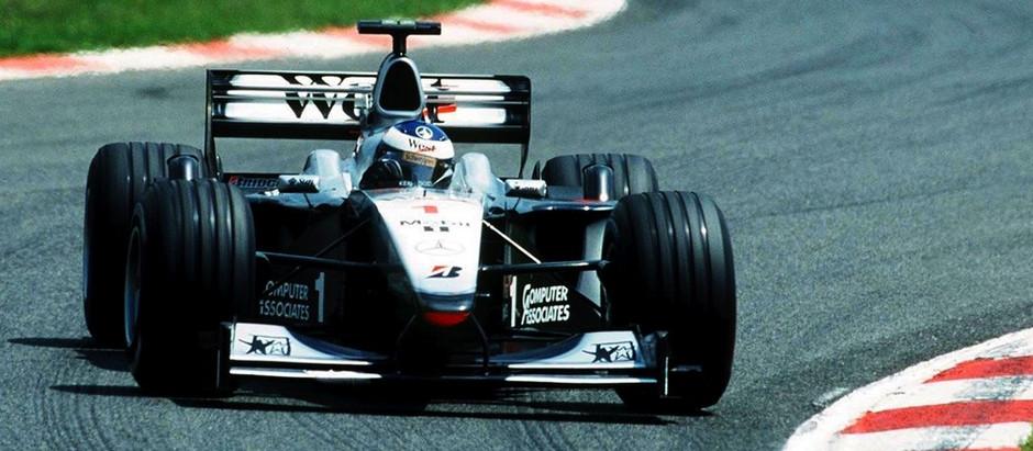 #651 GP di Spagna 2000, è doppietta McLaren, Hakkinen torna alla vittoria, Schumacher è solo quinto