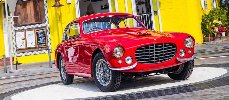 Ferrari 195 Inter, evoluzione nel segno della continuità