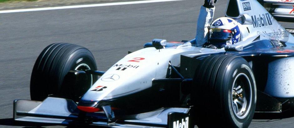 #9 1999: GP Gran Bretagna, Coulthard si riscatta, Schumacher stagione finita?