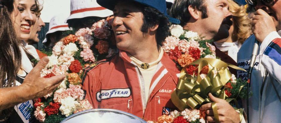 #2 Hall of Fame: Mario Andretti