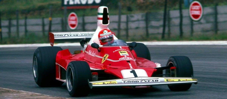 #266 GP del Sud Africa 1976, Niki Lauda trionfa ancora, ma James è vicino e veloce