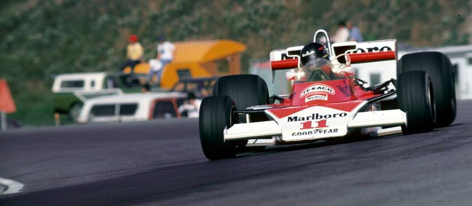 McLaren M23, la prima vettura iridata della scuderia inglese
