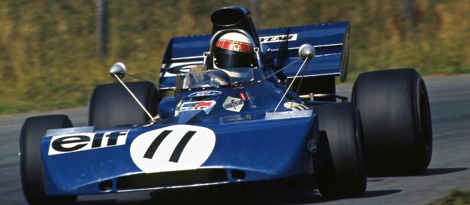 Tyrrell 003, la prima monoposto iridata dello Zio Ken