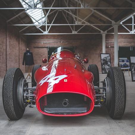 Ferrari 625 F1, l'erede della vittoriosa 500 F2