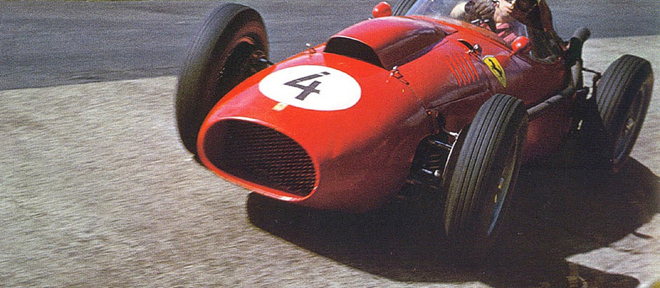 Wolfgang von Trips, the Red Baron of Formula 1
