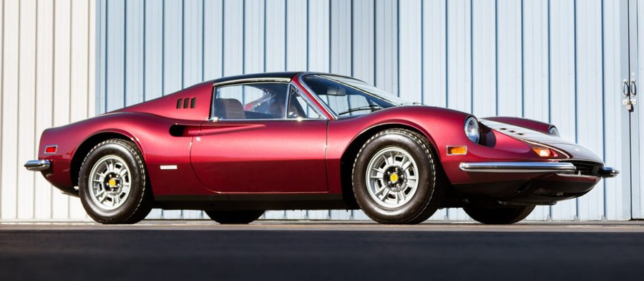 Dino 246 GTS, the little one from Maranello turns out