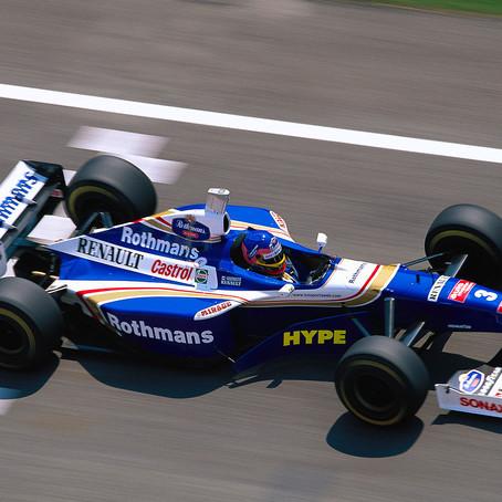 Williams FW19, la vettura campione del mondo con Jacques Villeneuve