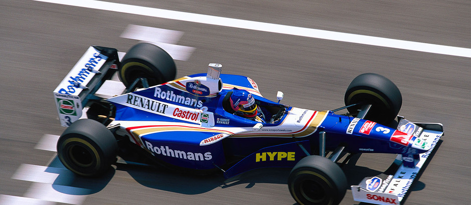 Williams FW19, la vettura campione del mondo con Jacques Villeneuve