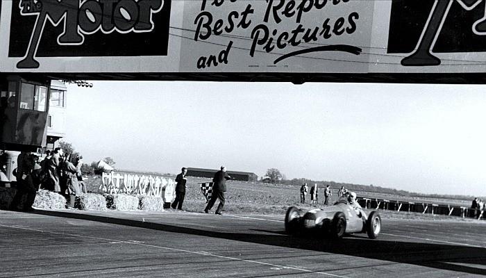 #1 GP di Gran Bretagna e d'Europa 1950, Farina e l'Alfa Romeo vincono la prima gara della storia