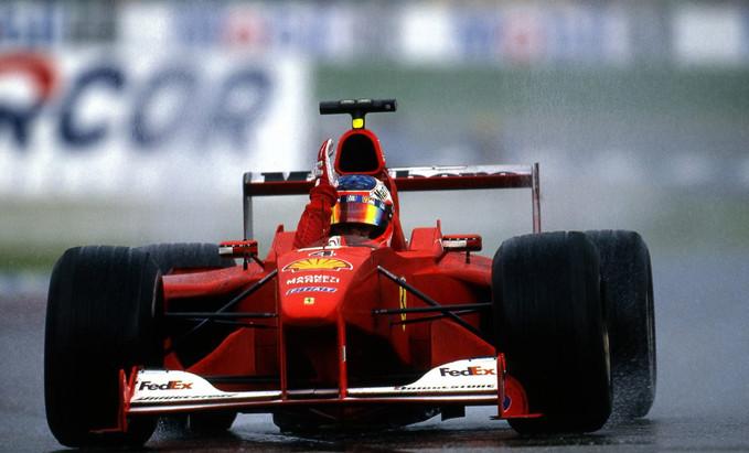 Rubens Barrichello, una promessa mancata!