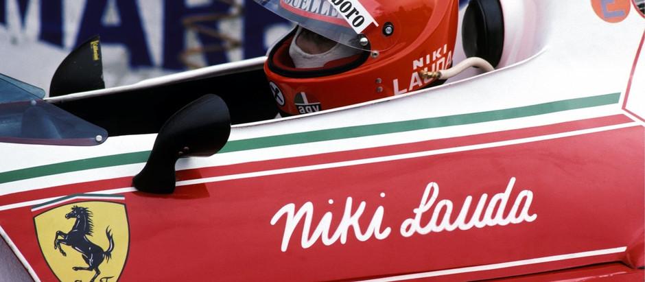 #277 GP d'Italia 1976, Lauda torna a correre ed è quarto, vince Ronnie Peterson, Hunt si ritira