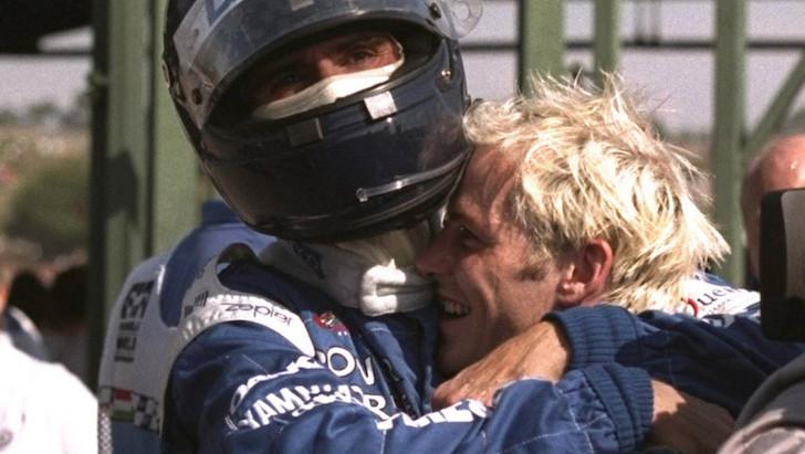 #12 1997: GP d'Ungheria, Damon Hill ad un passo dalla gloria, Jacques ringrazia e vince