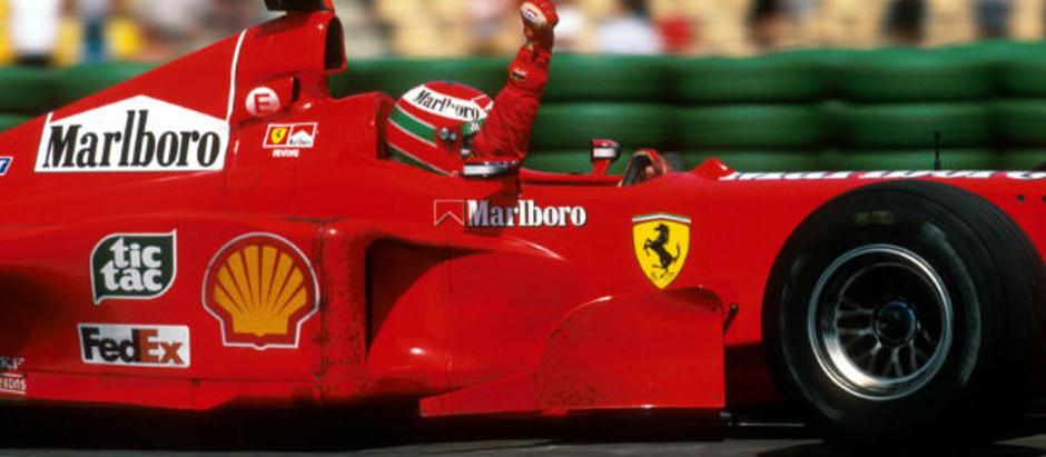 #11 1999: GP Germania, Salo regala la vittoria a Irvine, Hakkinen si ritira