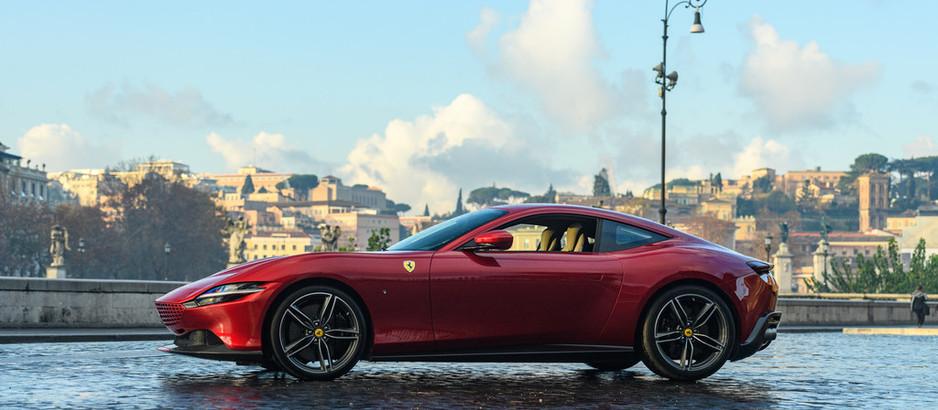 Ferrari Roma, un Cavallino tra passato e futuro