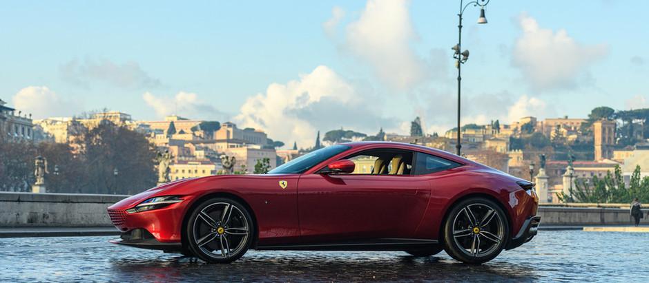 Ferrari Roma, a Cavallino between past and future