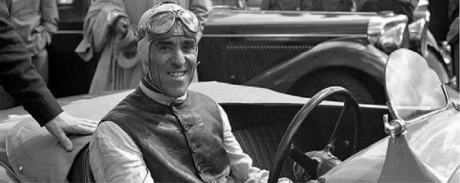 Tazio Nuvolari, il Mantovano volante!