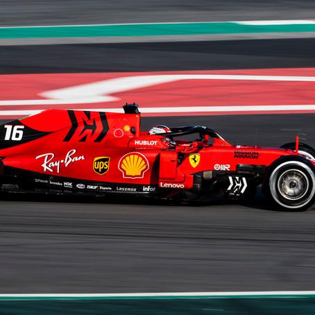 Ferrari SF90, un'auto molto efficiente e un motore eccezionale