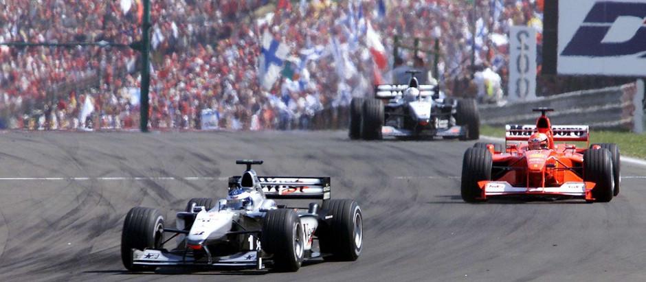 #658 GP d'Ungheria 2000, Mika Hakkinen vince e supera Schumacher in classifica