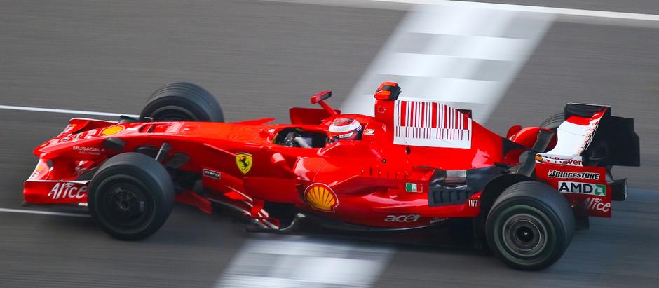 Ferrari F2008, the last Prancing Horse World Championship car