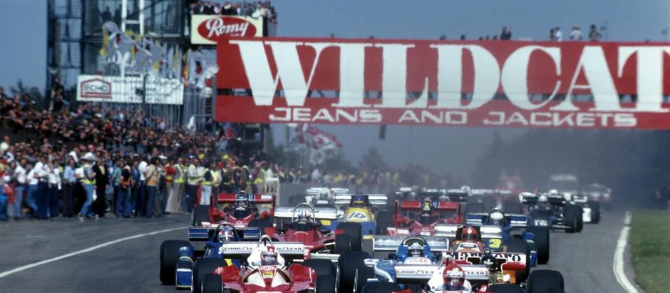 #269 GP del Belgio 1976, di nuovo doppietta Ferrari, Lauda precede Regazzoni, Hunt si ritira