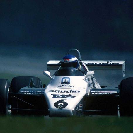 #1 1982: Una stagione drammatica e sorprendente, si spegne Villeneuve, vince Keke Rosberg