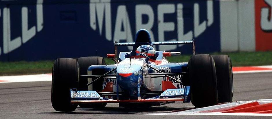 #14 1997: GP d'Italia, Jean ad un passo dalla gloria, ma vince Coulthard