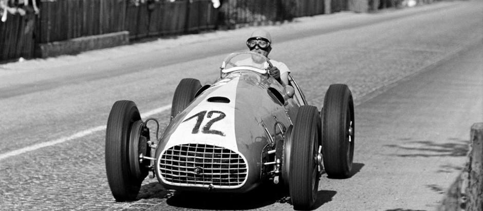 Rudolf Fischer, uno sconosciuto pilota svizzero a bordo della Ferrari
