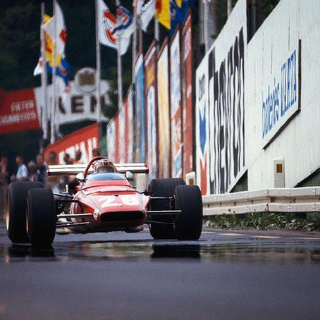 Ignazio Giunti e il sogno infranto di vincere con la Ferrari