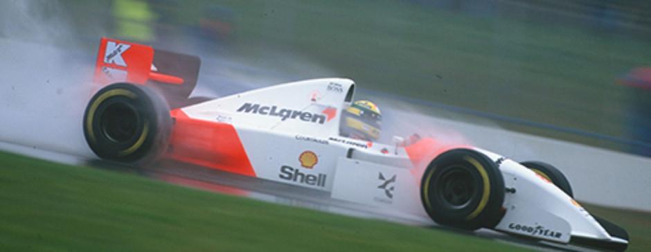 #1993 Alain&Ayrton: Alain vince il quarto titolo, Ayrton è semplicemente Magic
