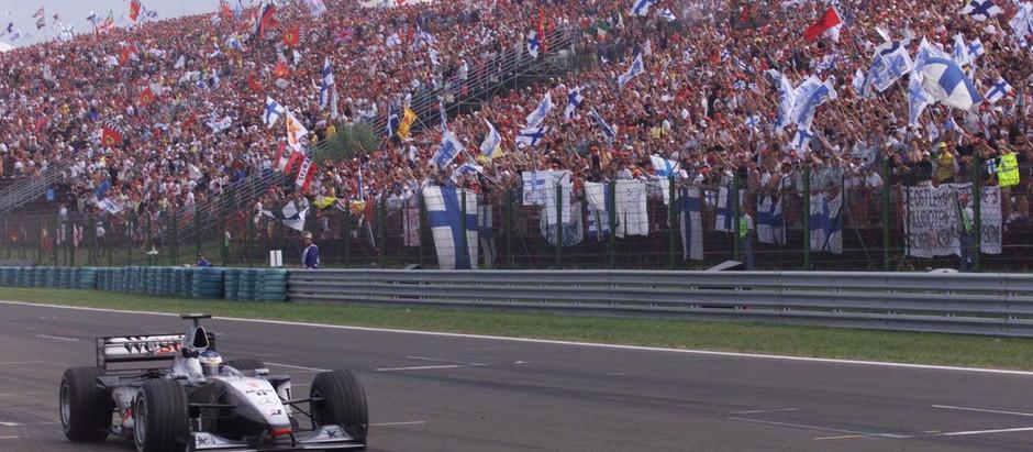 #12 1999: GP Ungheria, doppietta McLaren, Hakkinen torna alla vittoria, Irvine è terzo