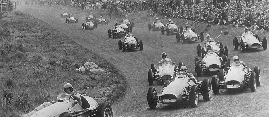 #26 GP d'Olanda 1953, Ascari vince senza avversari, Fangio è costretto al ritiro