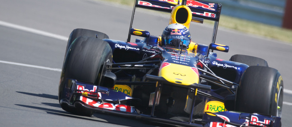 Red Bull RB7, la seconda iridata del team anglo-austriaco