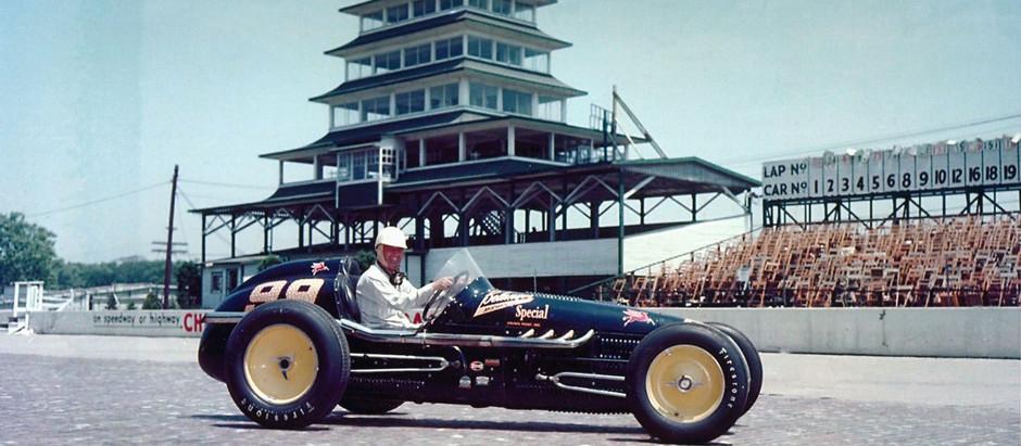 #9 500 Miglia di Indianapolis 1951, come l'anno prima, nessun team europeo partecipa alla gara!