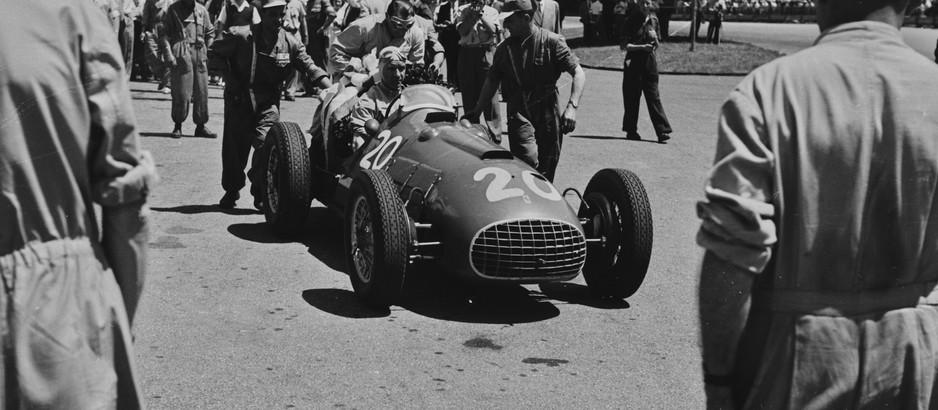 Raymond Sommer, il Cuor di Leone dell'automobilismo francese