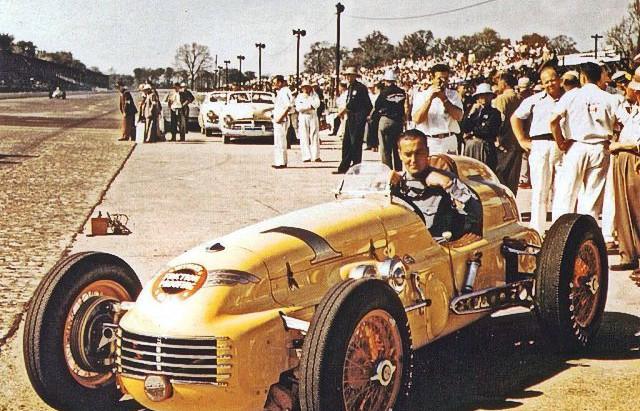 #3 500 Miglia di Indianapolis 1950, un'anomala gara di Formula 1...