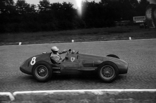 André Simon, dal garage di famiglia alle corse con la Ferrari