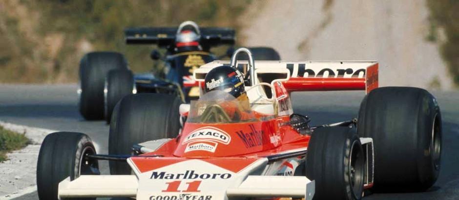 #278 GP del Canada 1976, con la vittoria a Mosport James Hunt si avvicina a Lauda in campionato