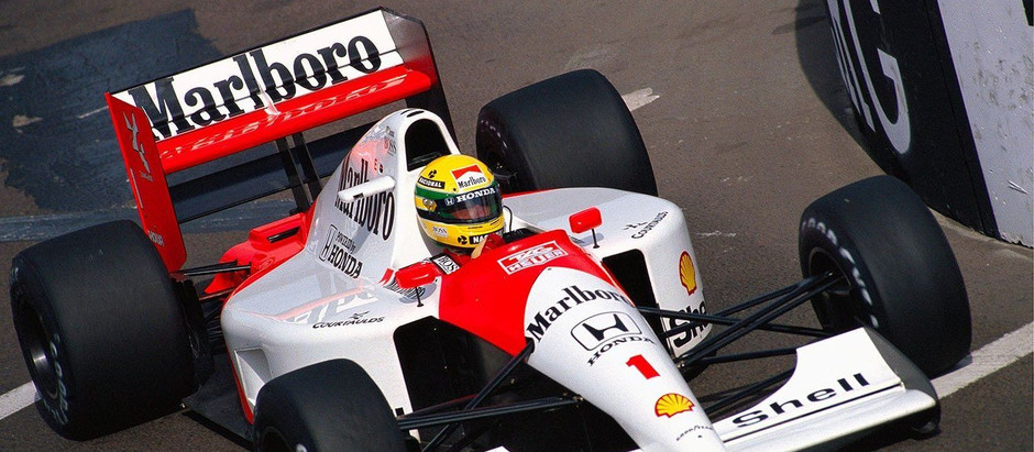 #1991 Alain&Ayrton: Ayrton è Campione del Mondo per la terza volta, Alain combatte con la Ferrari