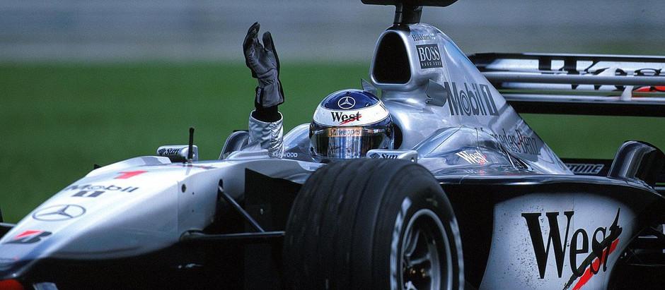 #656 GP d'Austria 2000, è doppietta McLaren, Hakkinen precede Coulthard, Schumacher è out