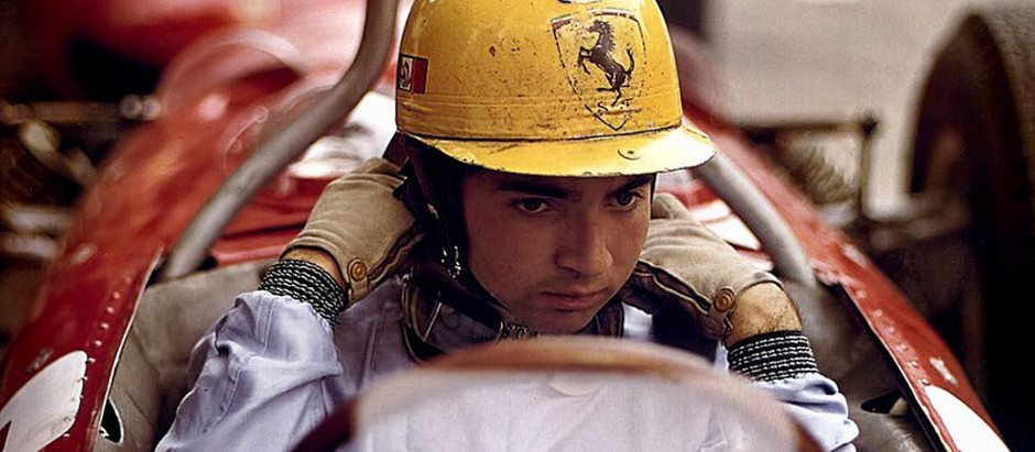 Ricardo Rodriguez de la Vega, the child prodigy of motoring