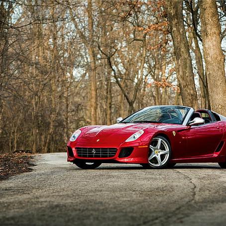 Ferrari SA aperta, un regalo di compleanno per Pininfarina