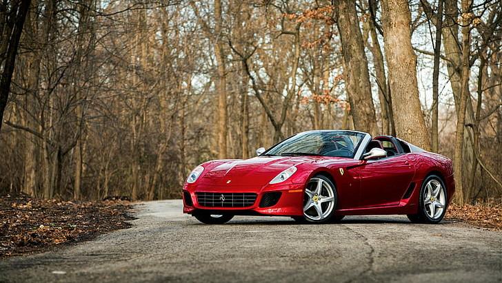 Ferrari SA open, a birthday present for Pininfarina