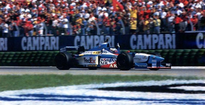 #11 1997: GP di Germania, Berger torna e vince, che sfortuna per Fisichella