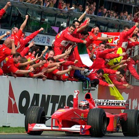 #2 2000: GP d'Australia, Schumacher vince a Melbourne, disfatta per la McLaren-Mercedes