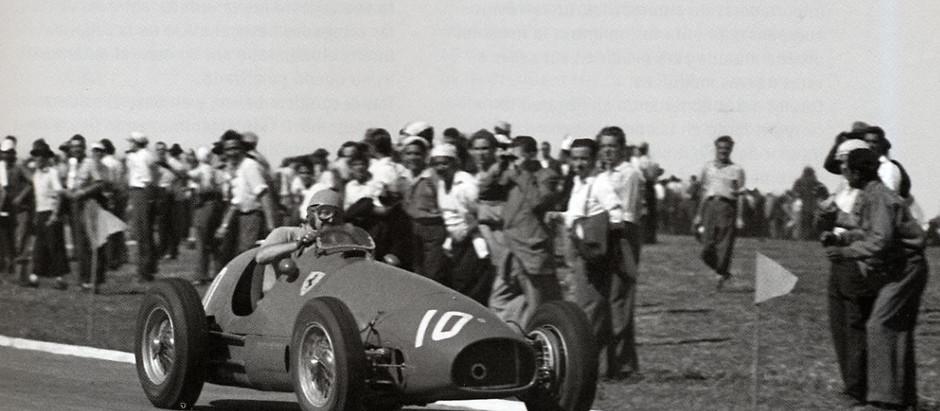 #24 GP d'Argentina 1953, Ascari domina e vince una gara triste, mentre Fangio si ritira