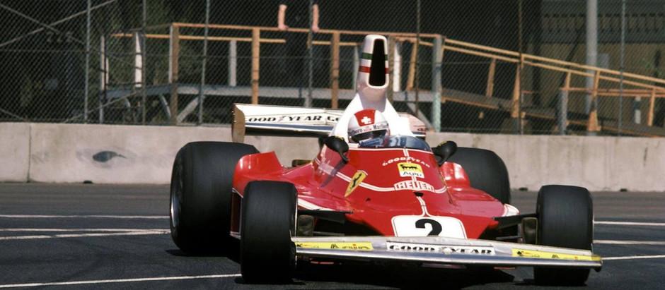 #267 GP degli Stati Uniti West 1976, continua il dominio Ferrari con la vittoria di Regazzoni